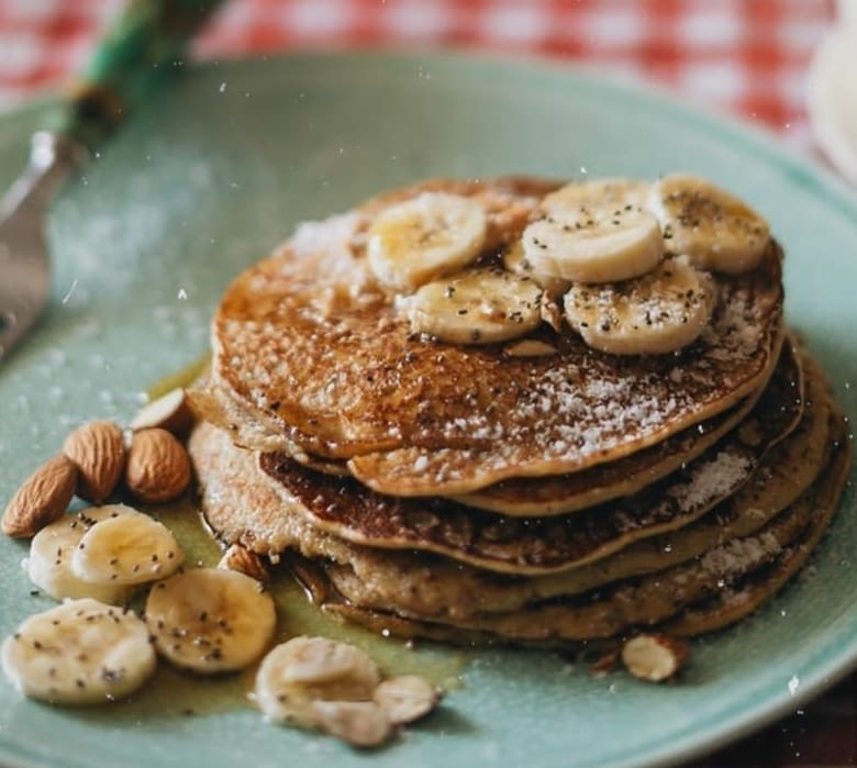 Banana Pancakes 17