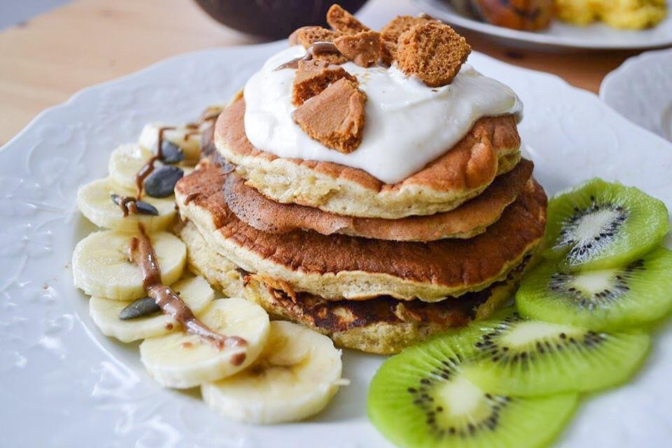 Banana Pancakes 18