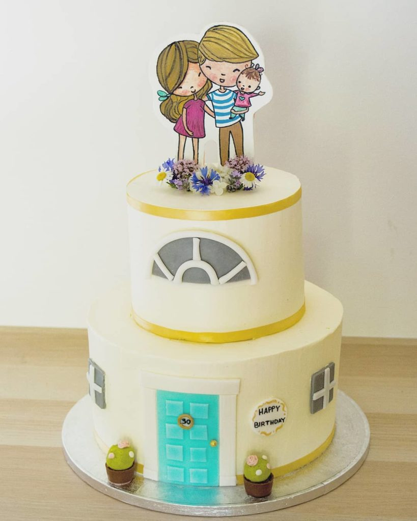Delicious Looking Cakes 25