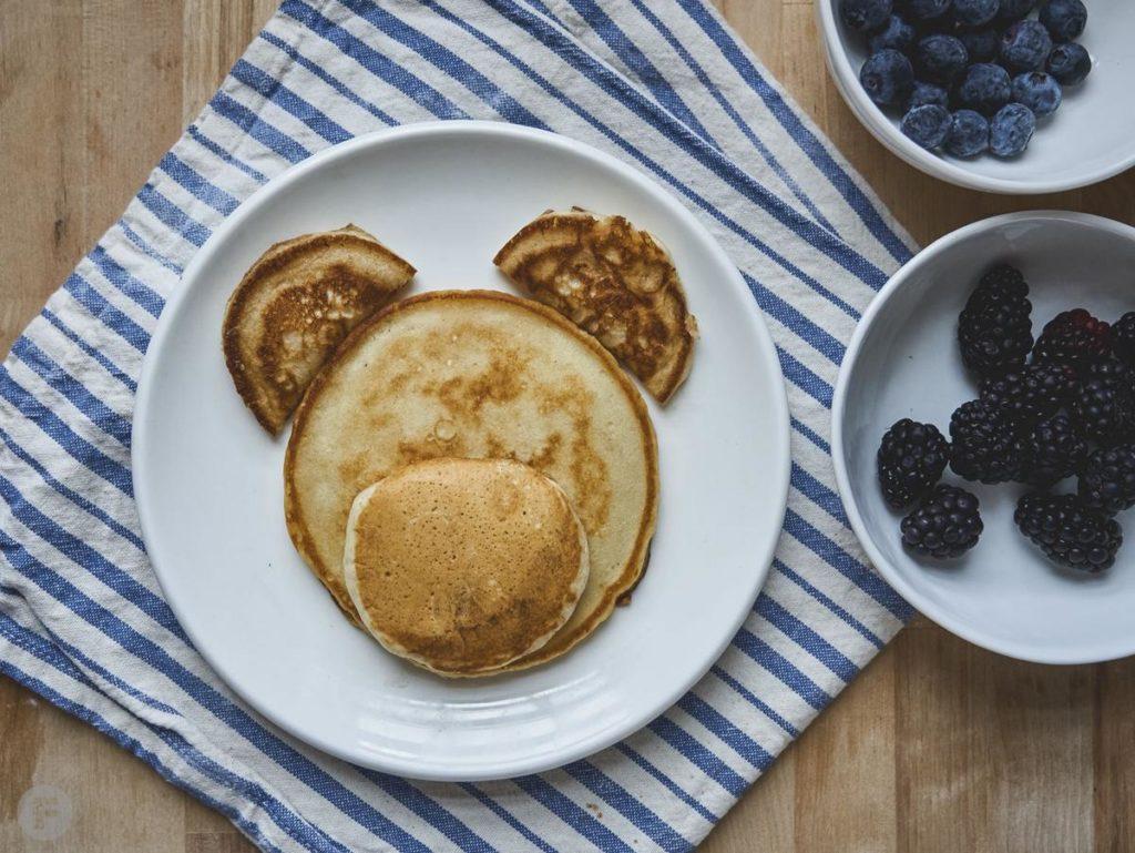 Easy Pancake Art Ideas for Kids 1