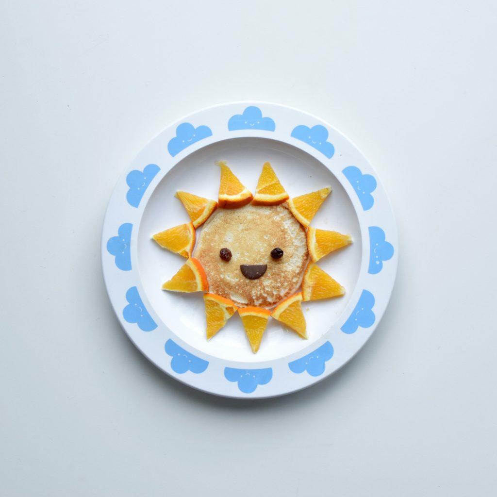 Easy Pancake Art Ideas for Kids 11
