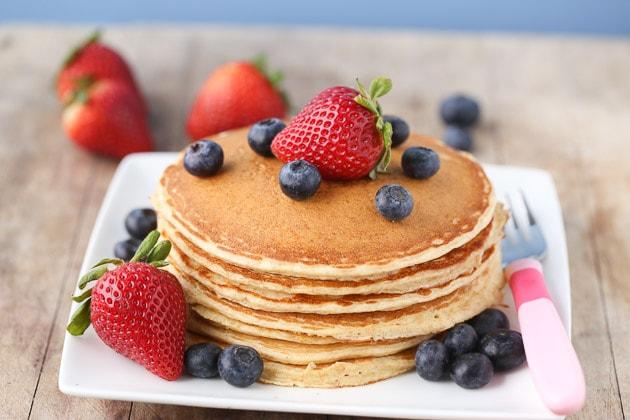 Easy Pancake Art Ideas for Kids 19