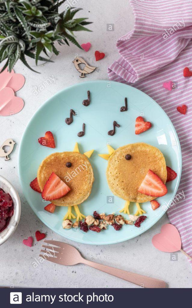 Easy Pancake Art Ideas for Kids 20