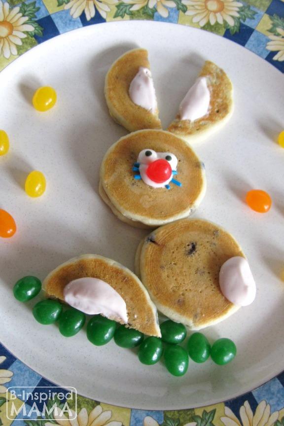 Easy Pancake Art Ideas for Kids 23