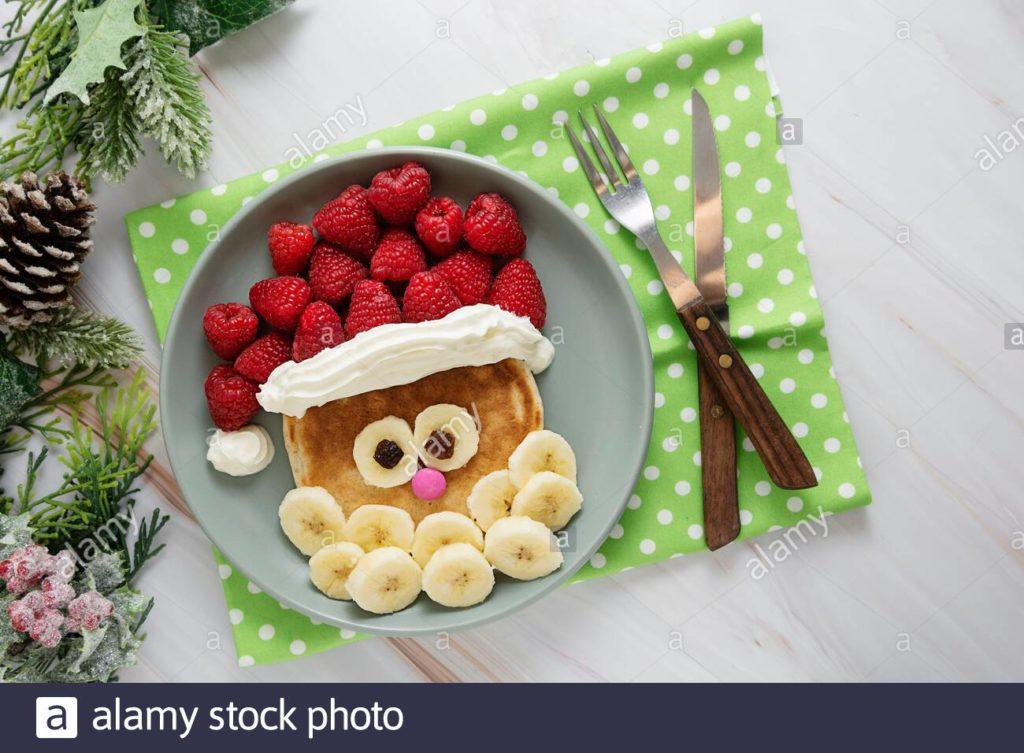 Easy Pancake Art Ideas for Kids 25