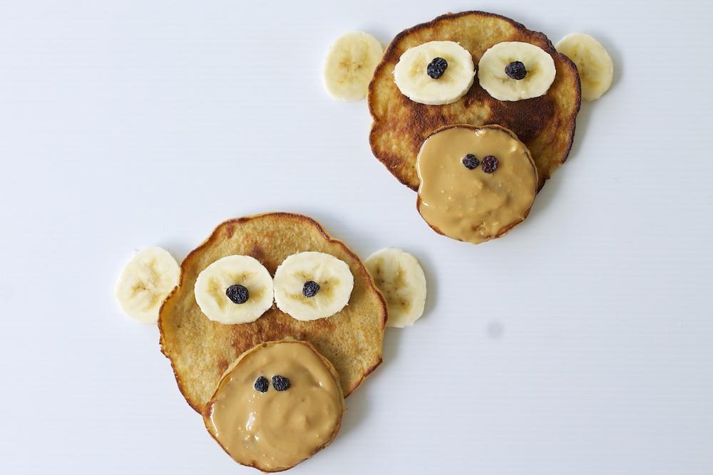 Easy Pancake Art Ideas for Kids 33