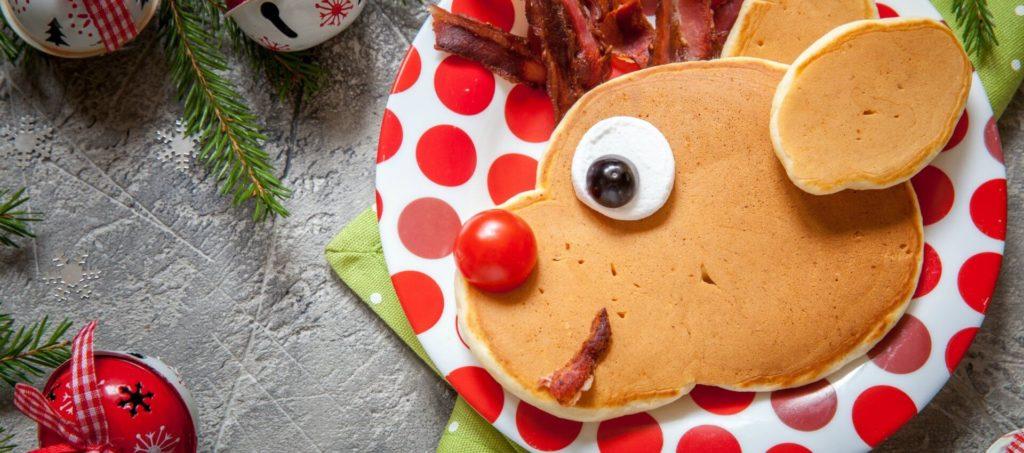 Easy Pancake Art Ideas for Kids 34
