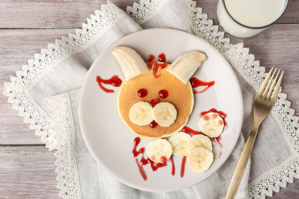 Easy Pancake Art Ideas for Kids 7