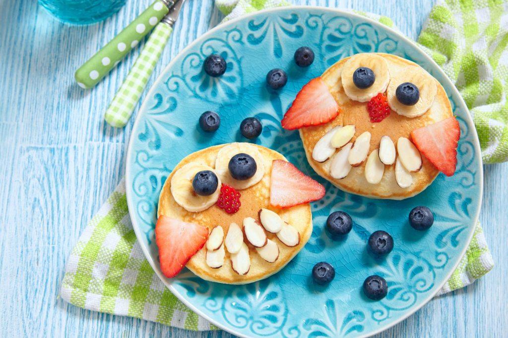 Easy Pancake Art Ideas for Kids 8