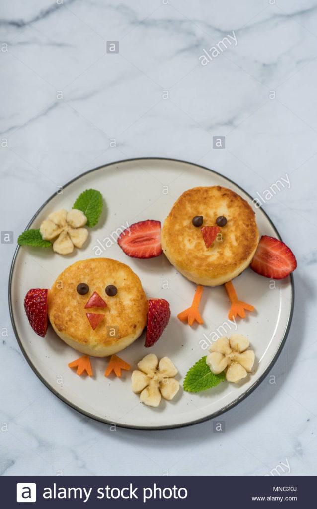 Easy Pancake Art Ideas for Kids 9