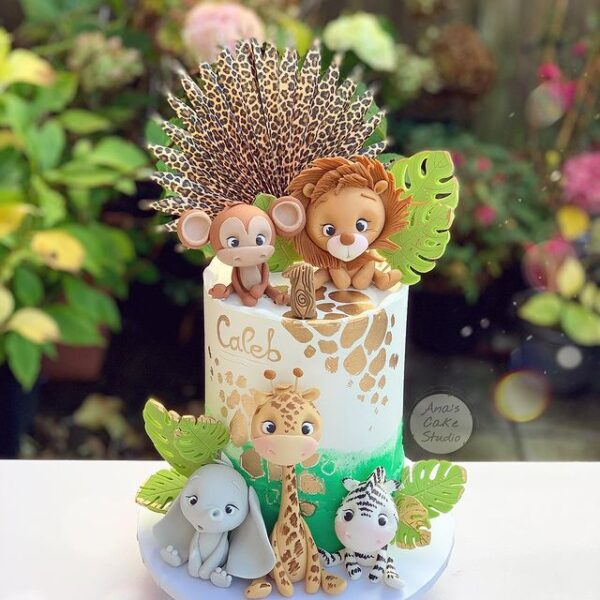 27 Sweetest Cake Pictures 15