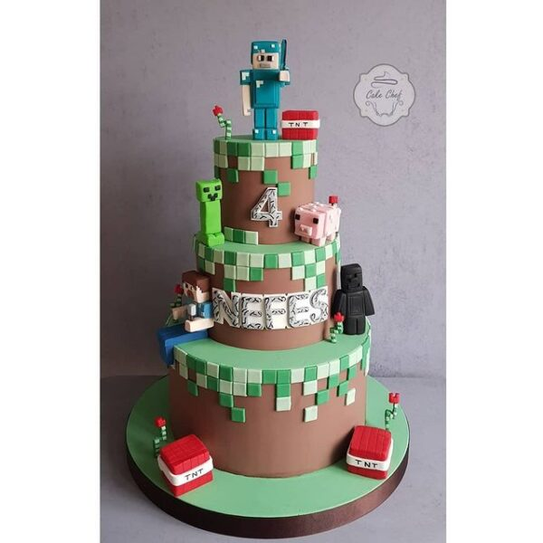 27 Sweetest Cake Pictures 5
