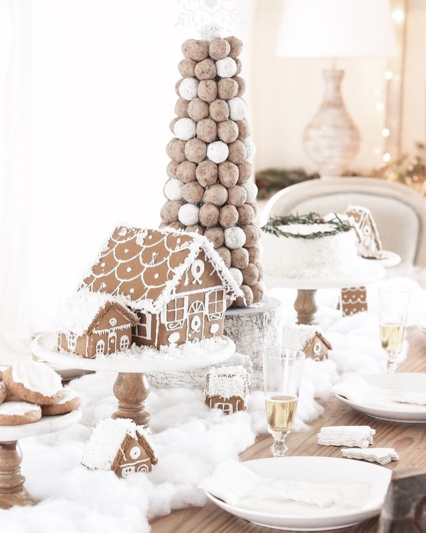 56 WONDERFUL AND CAREFUL CHRISTMAS TABLES Pictures 2