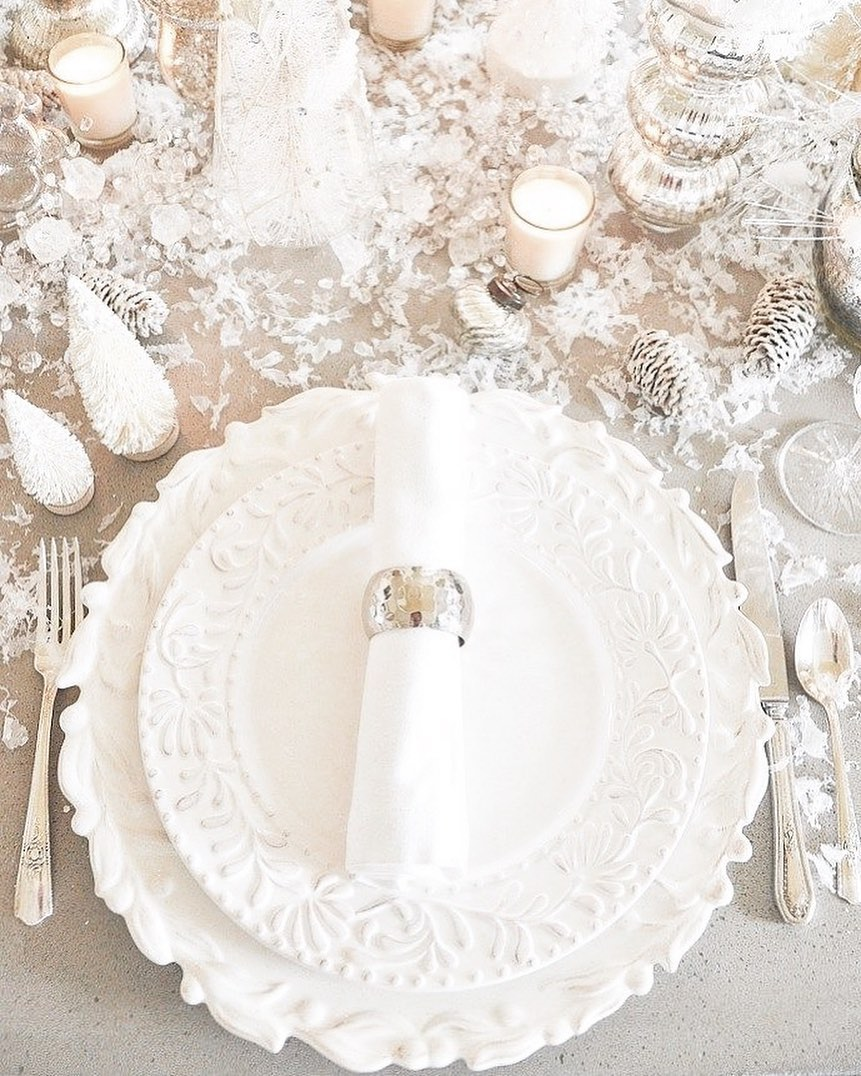 56 WONDERFUL AND CAREFUL CHRISTMAS TABLES Pictures 3