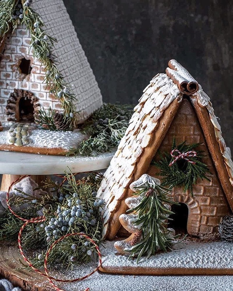 56 WONDERFUL AND CAREFUL CHRISTMAS TABLES Pictures 39