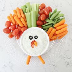 Beautiful Vegetable Plates for the New Year 3 1