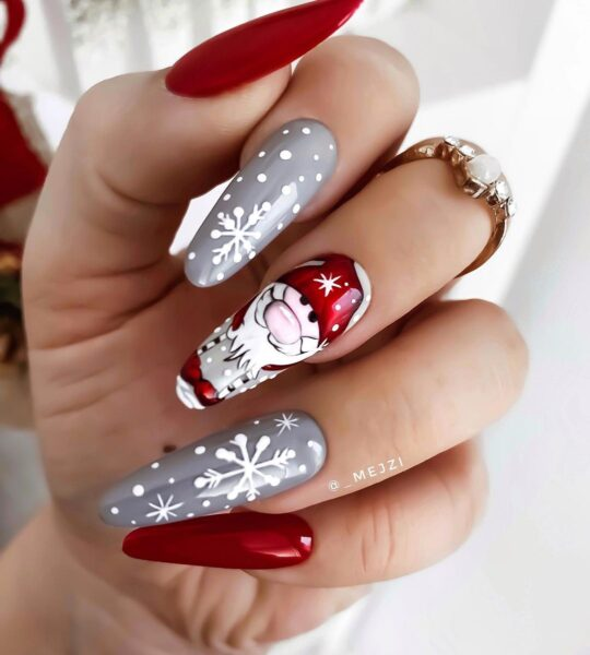 Best Nail Ideas for Christmas 2020 Picture 12