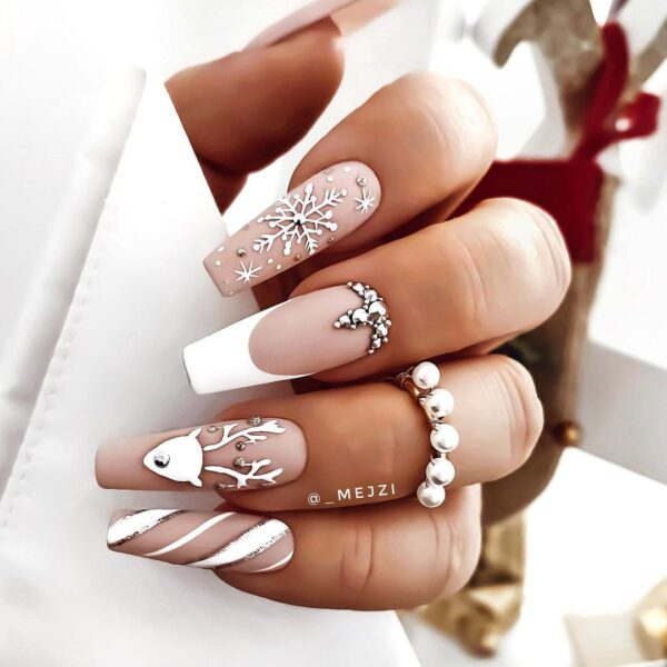 Best Nail Ideas for Christmas 2020 Picture 14