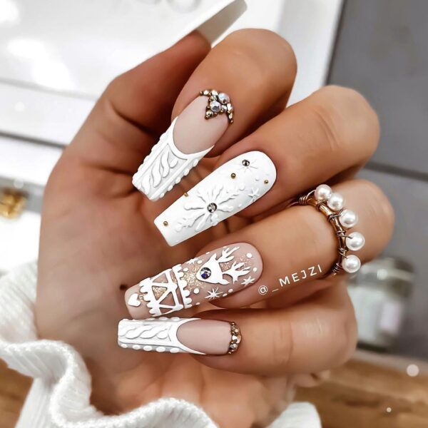 Best Nail Ideas for Christmas 2020 Picture 15
