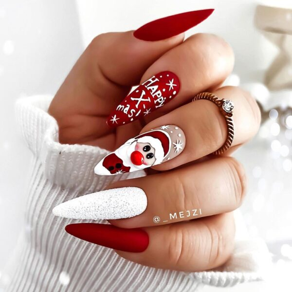 Best Nail Ideas for Christmas 2020 Picture 18