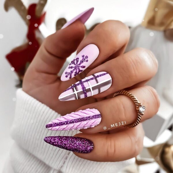 Best Nail Ideas for Christmas 2020 Picture 19