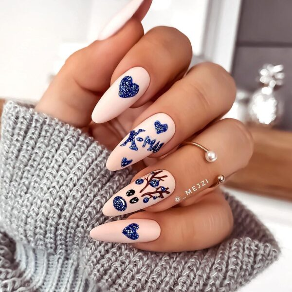 Best Nail Ideas for Christmas 2020 Picture 2