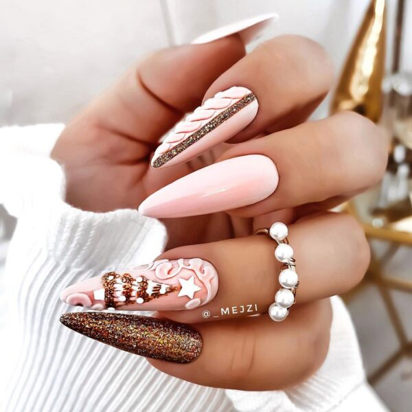 Best Nail Ideas for Christmas 2020 Picture 23