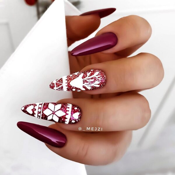 Best Nail Ideas for Christmas 2020 Picture 25