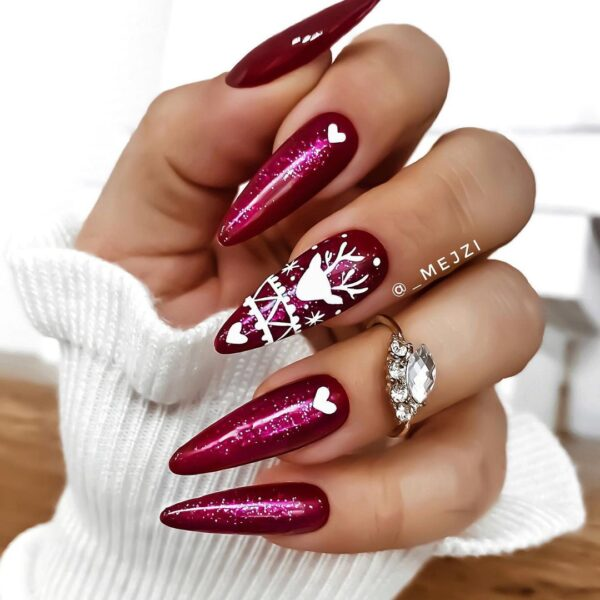 Best Nail Ideas for Christmas 2020 Picture 30