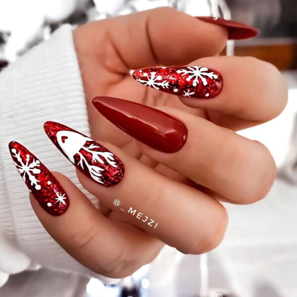 Best Nail Ideas for Christmas 2020 Picture 31