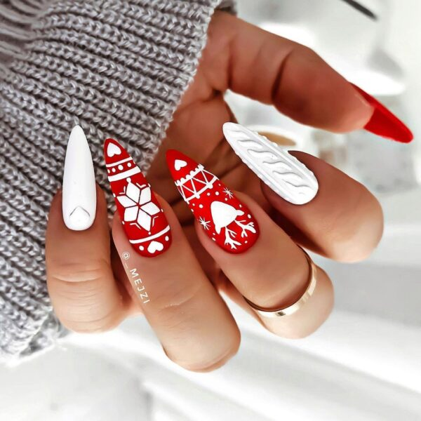Best Nail Ideas for Christmas 2020 Picture 4