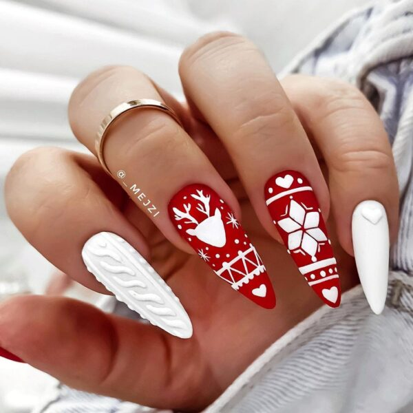 Best Nail Ideas for Christmas 2020 Picture 40