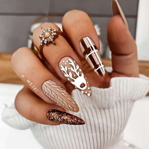 Best Nail Ideas for Christmas 2020 Picture 6