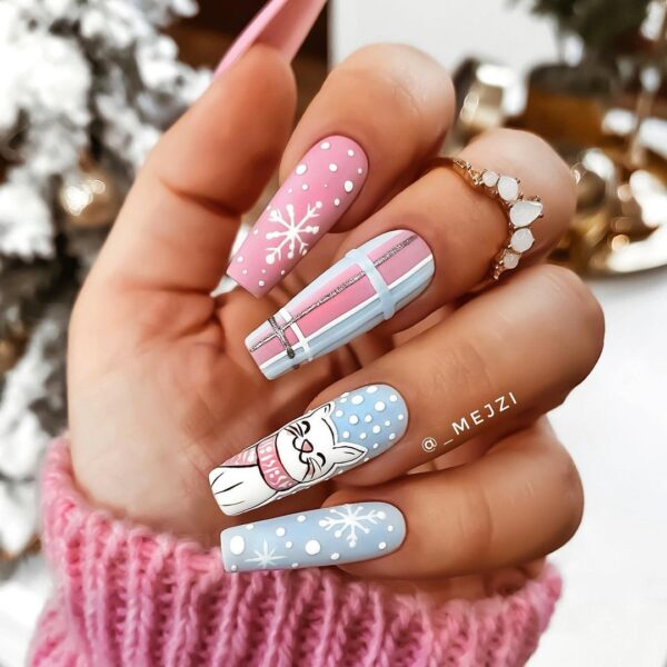 Best Nail Ideas for Christmas 2020 Picture 7
