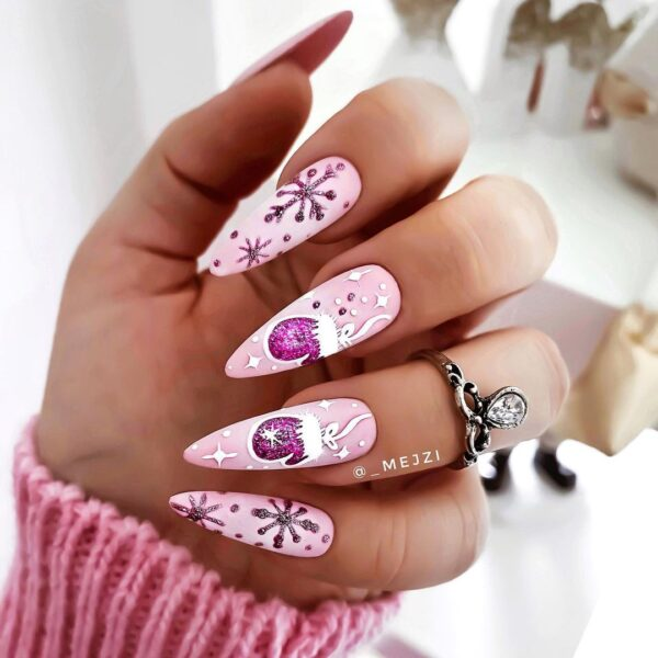 Best Nail Ideas for Christmas 2020 Picture 9