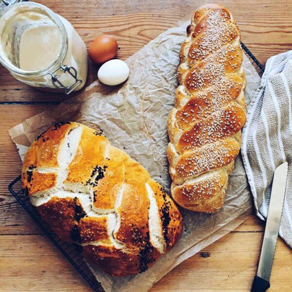 Braided Bread Models 1