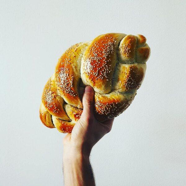 Braided Bread Models 17
