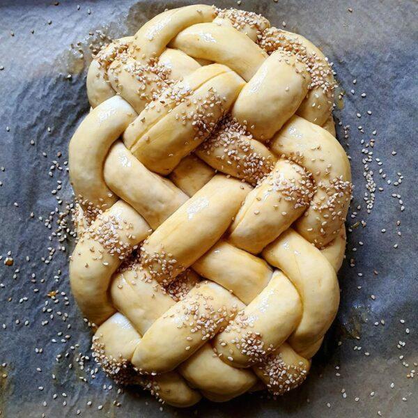 Braided Bread Models 52
