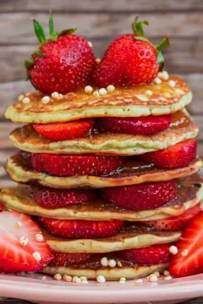 Gorgeous Breakfast Pancakes Images Andreeas Breakfast 12