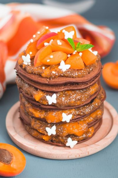 Gorgeous Breakfast Pancakes Images Andreeas Breakfast 18