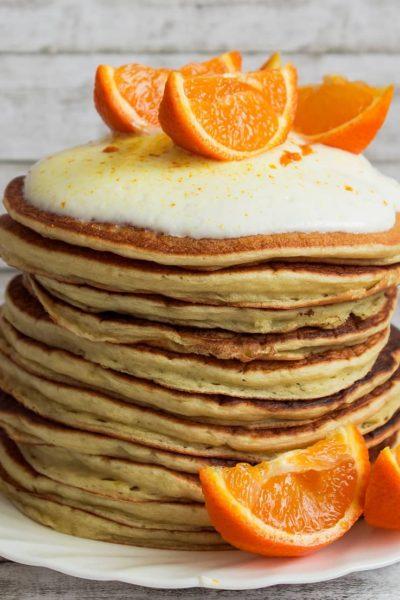 Gorgeous Breakfast Pancakes Images Andreeas Breakfast 3