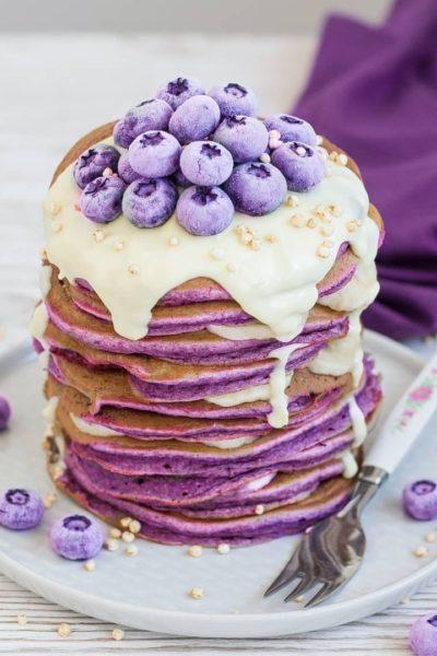 Gorgeous Breakfast Pancakes Images Andreeas Breakfast 32