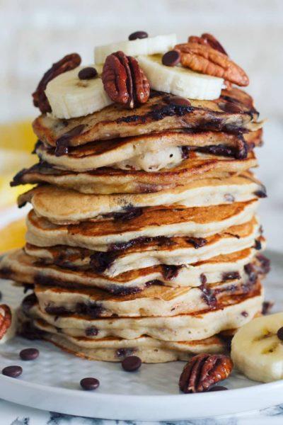 Gorgeous Breakfast Pancakes Images Andreeas Breakfast 53