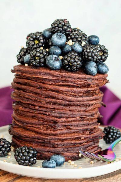 Gorgeous Breakfast Pancakes Images Andreeas Breakfast 71