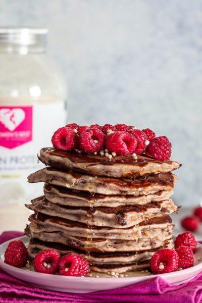 Gorgeous Breakfast Pancakes Images Andreeas Breakfast 83
