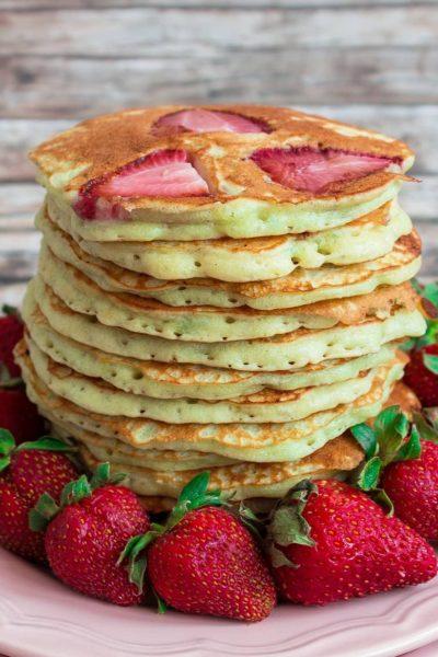 Gorgeous Breakfast Pancakes Images Andreeas Breakfast 9