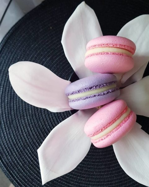 Small Desserts Made With Love and Macaron 10