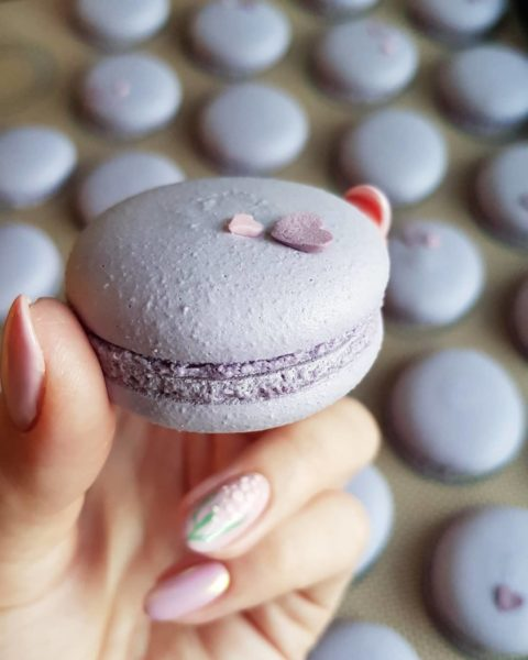 Small Desserts Made With Love and Macaron 102