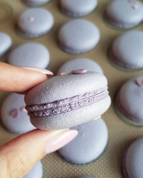Small Desserts Made With Love and Macaron 110