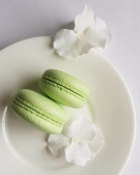 Small Desserts Made With Love and Macaron 116